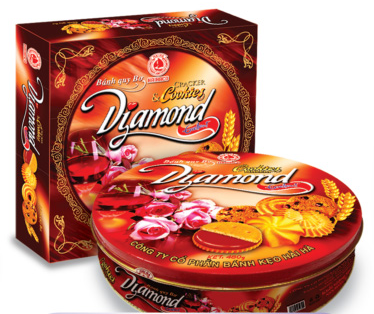 Bánh DIAMOND 480g