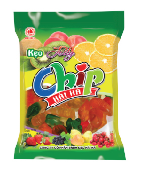 Kẹo Jelly Chip 75g