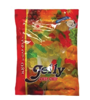 Kẹo Jelly Chip 175g