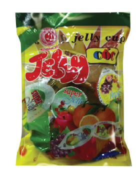 Kẹo Jelly Cup 195g