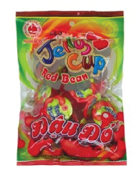 Kẹo Jelly Cup 260g