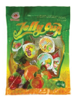Kẹo Jelly Cup 390g